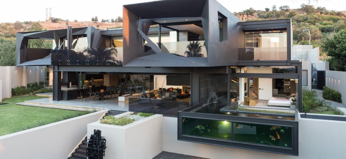 Kloof Rd House