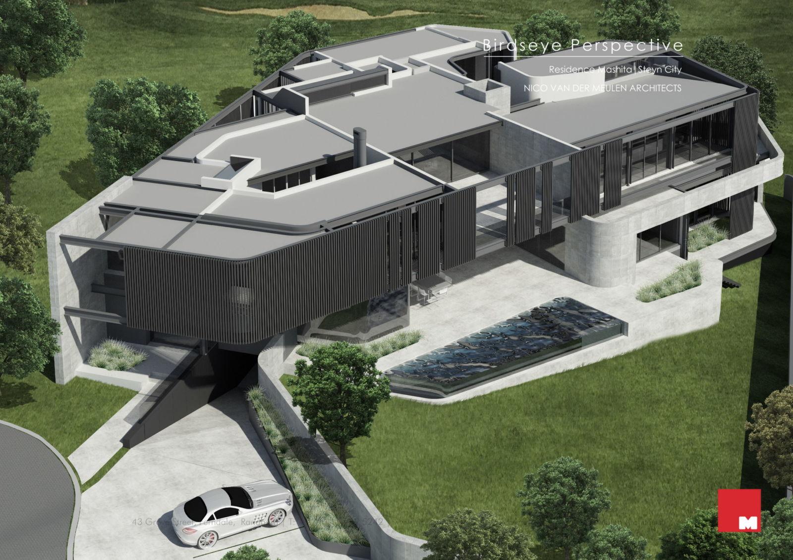 Maison à Steyn City