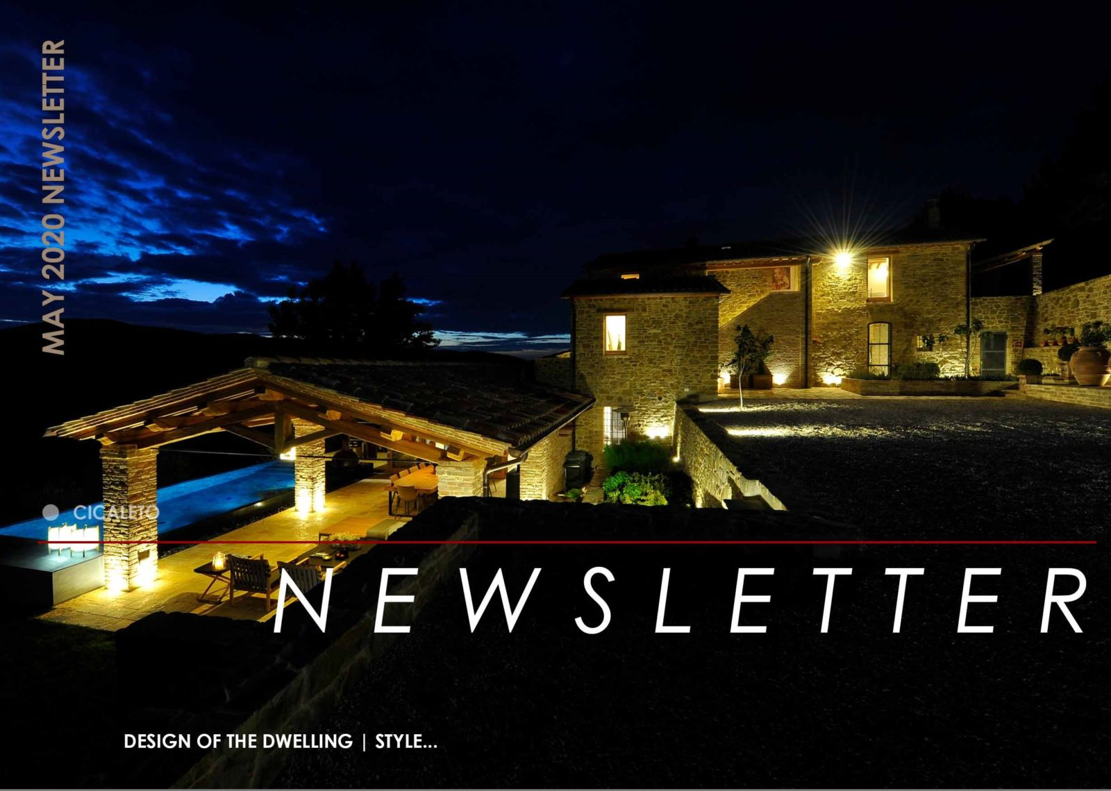 Design of the Dwelling - Newsletter May 2020