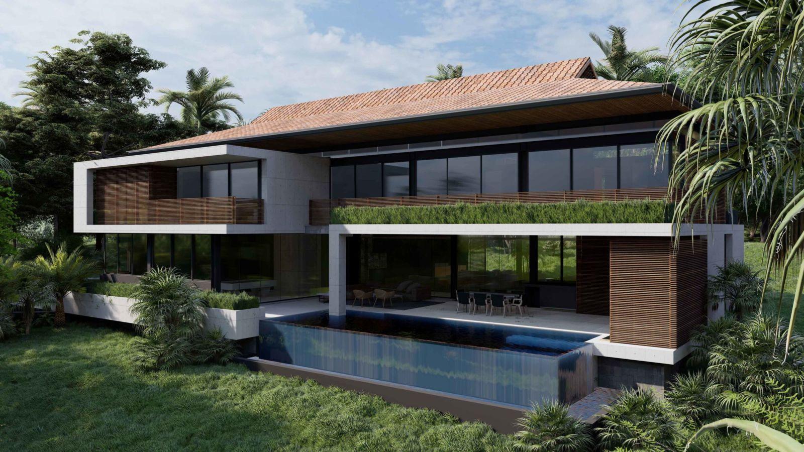 La Zimbali Nico Van Der Meulen Architects
