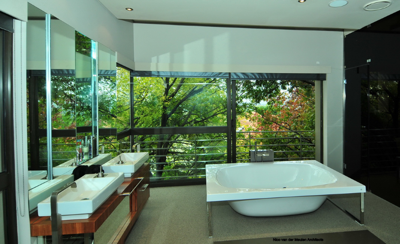 The Design of Contemporary Bathrooms