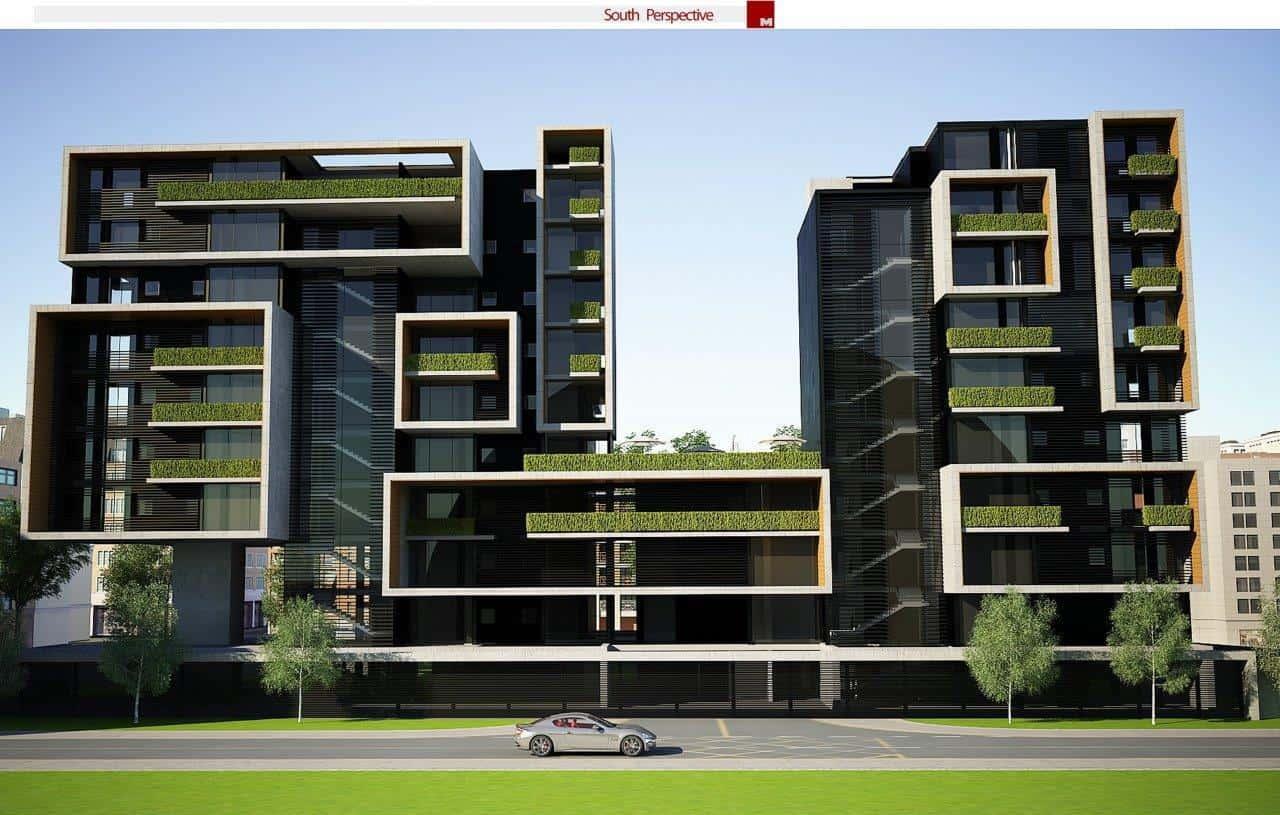 Appartements DHR